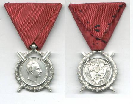 1887 Bulgaria Royal Ferdinand Merit order N4