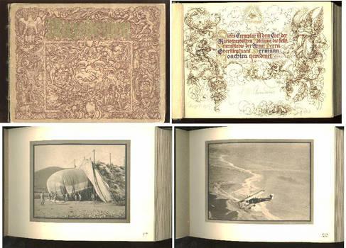 WWI MACEDONIA German Bulgaria WAR PHOTO BOOK