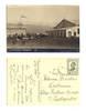 1928 Bulgaria Royal airplane field postcard R