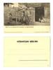 1910 Bulgaria whet stone shop ethnic postcard