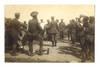WWI Bulgaria Army military band postcard RARE