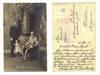WWI Austria Royalty 2 Generations postcard !