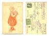 1913 Germany Bayern Flower Day 5Pf Stationary