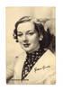 Vintage MGM Movie Star Russell postcard RARE