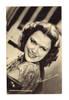 Vintage MGM Movie Star Gowrle postcard RARE
