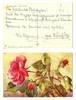 Bulgaria Queen Eudoxia Easter autograph card