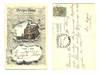 1906 Bulgaria Sofia & Newspaper postcard R