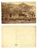 1876 Bulgaria Turkey war skulls postcard RARE