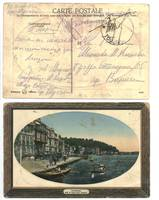 WWI Bulgaria STROGI torpedo boat cover TOUL1
