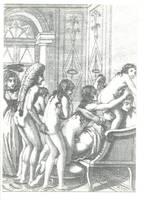 New Erotica BDSM antique gravure postcard 6