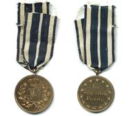 1913 Germany Saxony 9y Service Merit medal RR