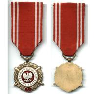1980 Poland 5y Military Army Service medal !