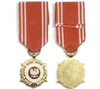 1980 Poland 20y Military Army Service medal !