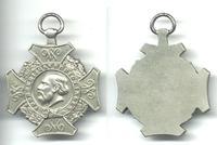 1869 Dutch Royal Expedition cross order NICE