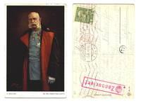 WWI Austria Royal Emperor FJ postcard NICE