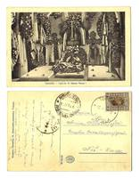 1926 Serbia Royal King Petar FUNERAL postcard