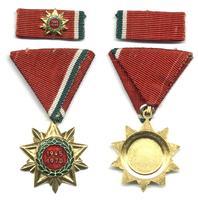 1970 Hungary 25y State jubilee order w. MINI