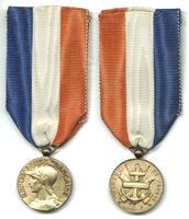 1950 France NAVY / Naval Marine Merit medal
