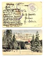 WWI Bulgaria occ. Romania Bucarest postcard R