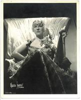 US Art Deco Maurice Seymour studio photo RARE