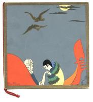 French Art Deco Max Ninon POCHOIR postcard RR