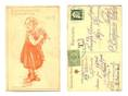 1913 Germany Bayern Flower Day 5Pf Stationary