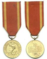 WWII Poland WARSAW Liberation medal 3 NICE