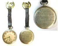 1932 Bulgaria CYMA Bravery Army pocket watch