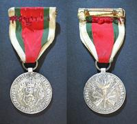 1968 Bulgarian Royal Liberation Front medal R