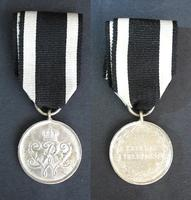 WWI Royal Germany Mil. Merit medal SILVER N18