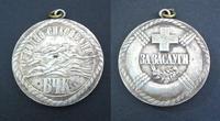 Bulgarian Red Cross SILVER Lifesaving medal 3