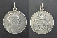 1907 German Bulgarian Queen Jubilee medal 2 R