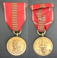 WWII Romania Royal anti Communist Br. medal 5