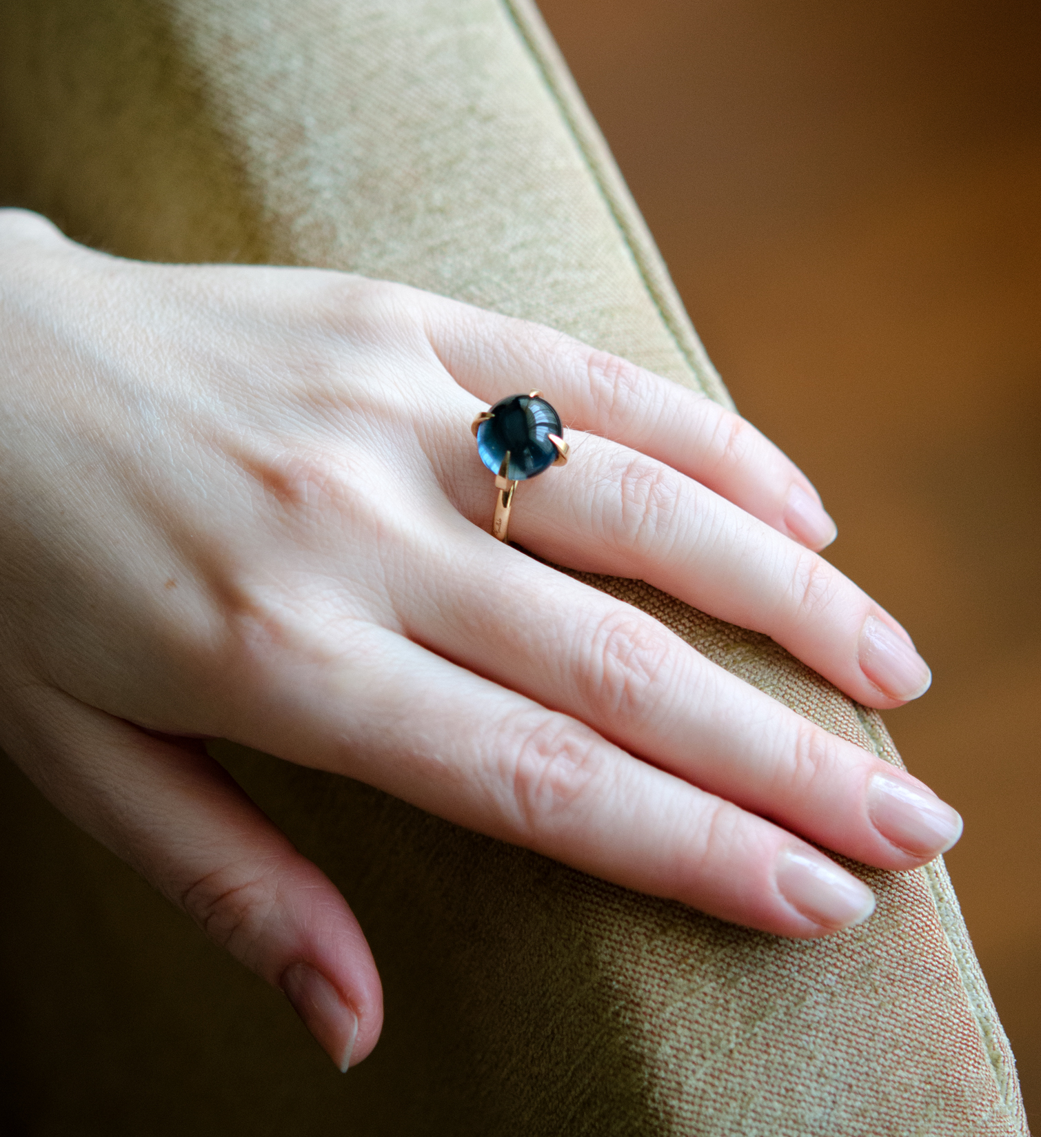 ring pomellato style